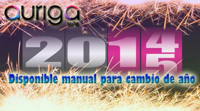 Asistente nuevo año