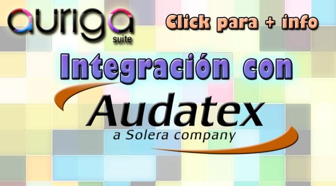 Integración con Audatex